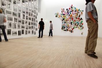 Reportage au LAM, musee d arts contemponrains de villeneuve d ascq dans le nord de la France