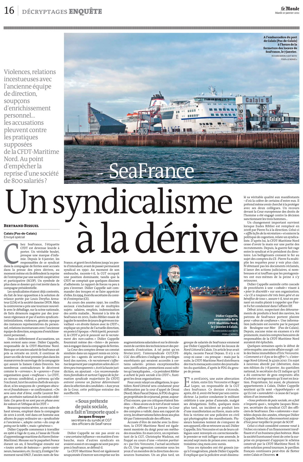 LeMONDE SEA