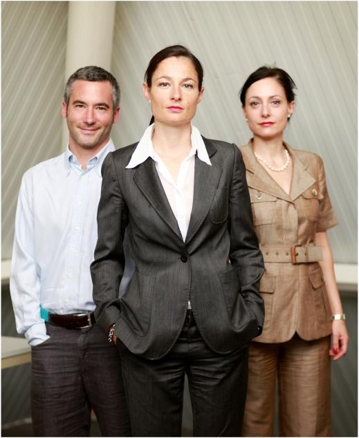 Portrait de la famille doublet, DOUBLET SAS societe specialisee dans le service a l evenement. Doublet's family
